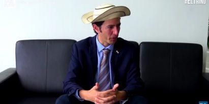 Iván Eskildsen, administrador de la Autoridad de Turismo de Panamá. Foto: Víctor Arosemena.