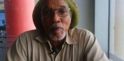 Investigador Social, Gilberto Toro habla sobre resocialización de pandilleros en Panamá.- Foto/Miriam Lasso