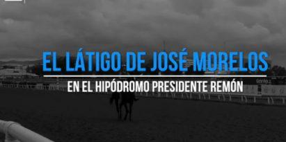 José Morelos en el Hipo Remón. Foto/Gabriela Herrera