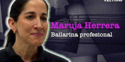 Maruja Herrera. Foto/Juan Carlos Lamboglia
