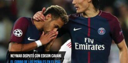 Escándalo de Neymar. Foto/Cortesía