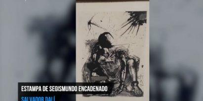 La exhibición de 41 grabados originales de los pintores españoles Salvador Dalí y Joan Miró están en Panamá.