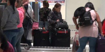 Cerca de 20 mil viajeros diarios ingresarían por el Aeropuerto de Tocumen durante la JMJ. Foto: JCLamboglia