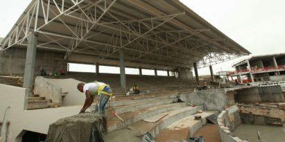 En un 48% avanza restauración del estadio Juan Demóstenes Arosemena. Foto/Anayansis Gámez