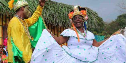 Cultura Congo Panamá. Foto/FAnny Arias
