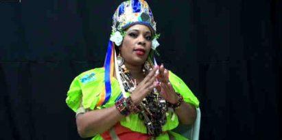Reina Congo, liderazgo y poder. Foto/Fanny Arias