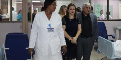 Con la crisis que se vive en Panamá por el coronavirus (COVID-19), el Hospital Santo Tomás es la principal instalación del sistema de salud para pacientes no asegurados y cuenta con 632 camas.