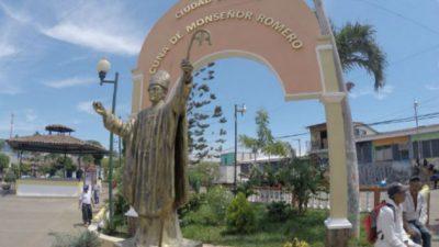Ciudad Barrios es el lugar de nacimiento de Óscar Arnulfo Romero.