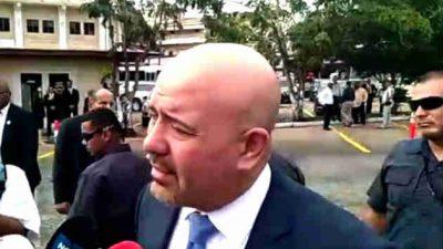 Ministro de Seguridad habla de masacre de La Joyita. Foto/Cortesía
