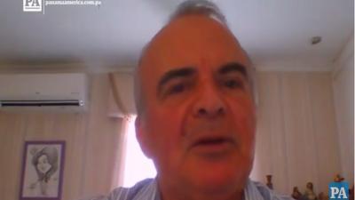 René Quevedo, experto en temas de empleo y economía.