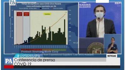 Panamá se prepara para una flexibilización de las medidas de supresión.