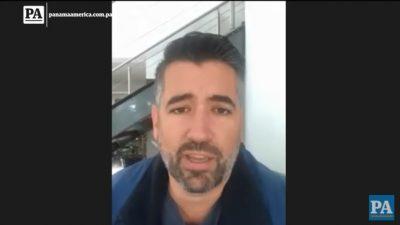 Ricardo Velásquez, mentor de Talempro Challenge.