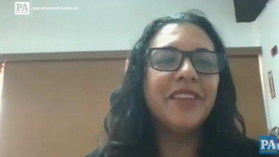 Fanny Solís, directora nacional de ingeniería y arquitectura de Meduca.