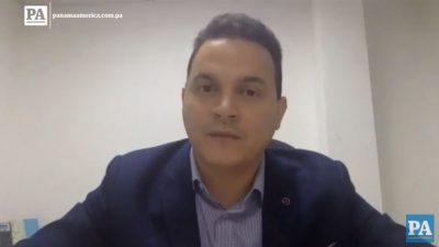 Carlos Martínez, subdirector nacional de informática del Meduca.