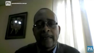 Giovanni Fletcher, presidente de Instituto Panameño de Consumidores y Usuarios.