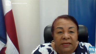 Damaris Herrera, directora regional de Panamá Norte.