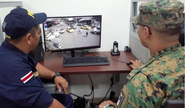 Agentes de Costa Rica y Panamá vigilan el área.