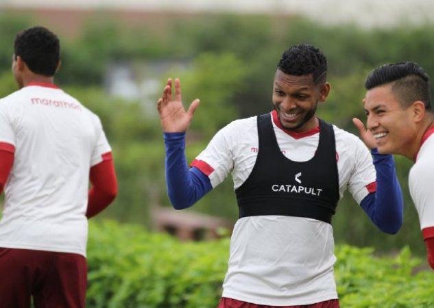 """Alberto """"Negrito"""" Quintero es uno de los pilares de Universitario de Deportes para la próxima temporada. Cortesía"""