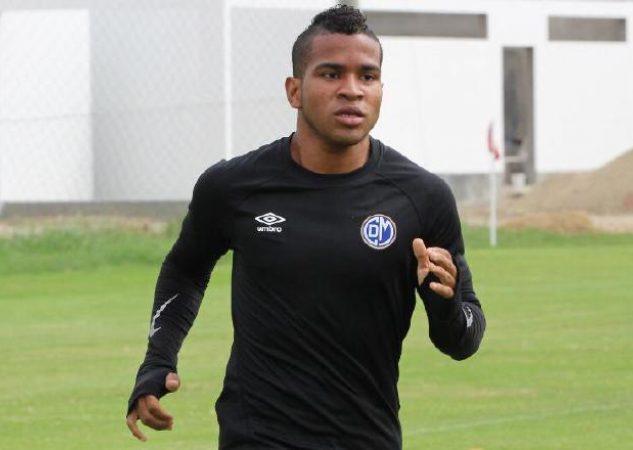 Murillo se encuentra en Pretemporada con Deportivo Municipal en Perú. Cortesía