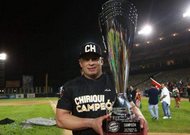 Carlos Ruiz ya alzó el título el año pasado con Chiriquí. Anayansi Gamez