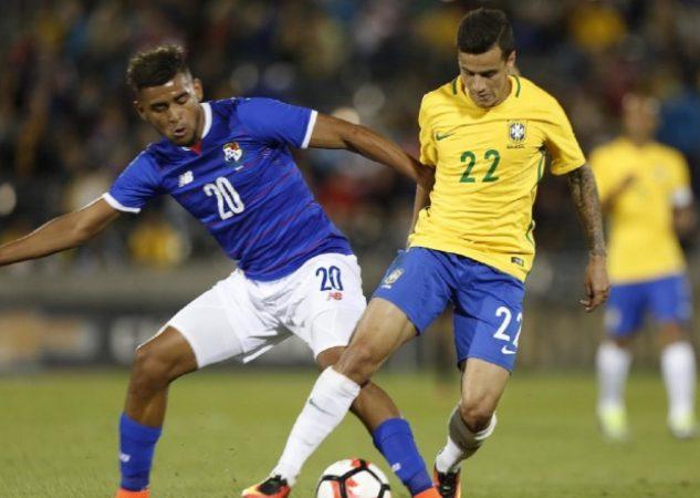Panamá y Brasil chocan el 23 de marzo.