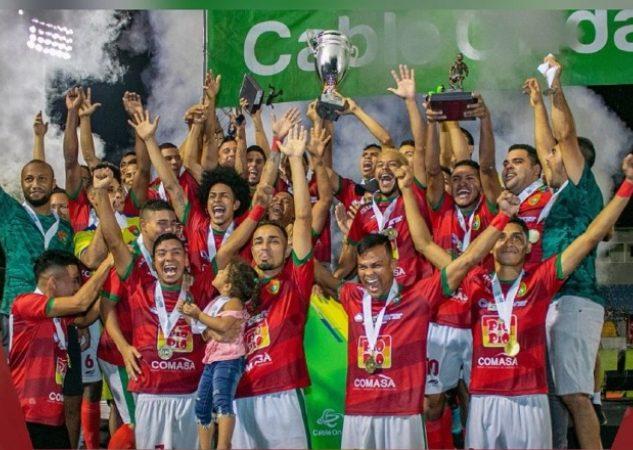 Chiriquí ganó el título de Apertura 2019.