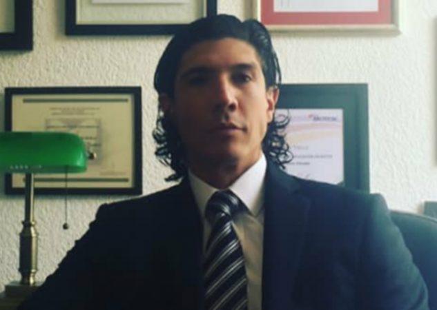 Dr. Alexis Lodigiani Viesca.