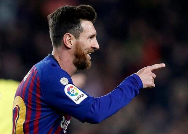 Messi es considerado uno de los mejores jugadores de la historia.