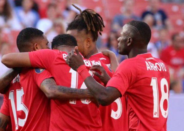 Panamá derrotó 4-2 a guyana Foto @Fepafut