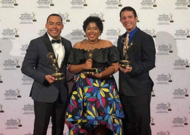 Ganadores del Premio Emmy.