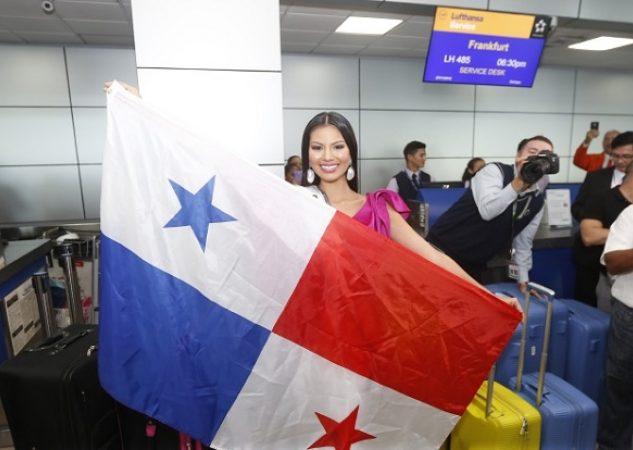 Rosa Iveth Montezuma, lista para la gran final de Miss Universo. Foto: Aurelio Herrera