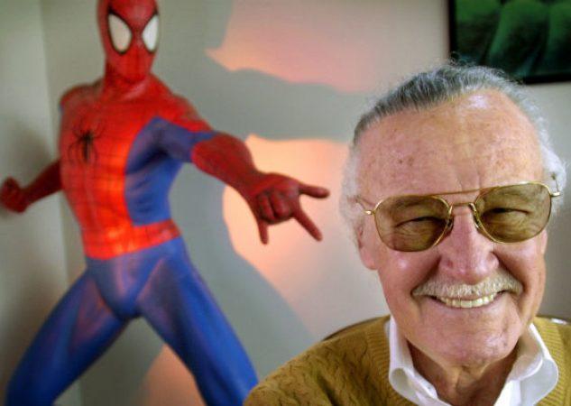 Fallece la  leyenda del cómic Stan Lee. Foto/AP