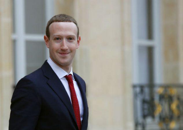 """""""En cierto nivel, nadie merece tener tanto dinero"""", comentó Mark Zuckerberg sobre los multimillonarios. Foto/ Francois Mori/Associated Press."""