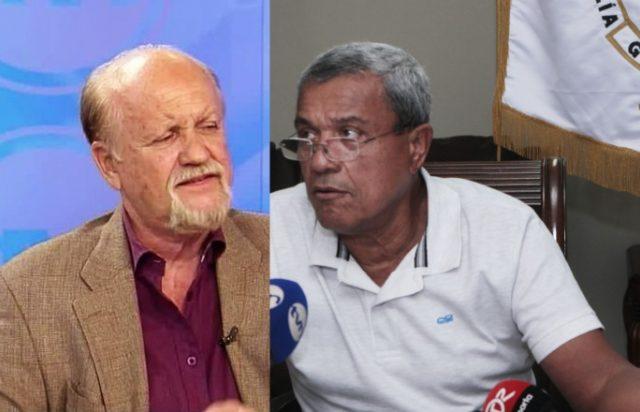 Peñaloza desestimó los comentarios de Pinilla. Víctor Arosemena