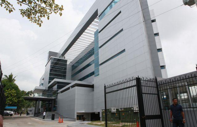 Adjudican contrato por medio millón de dólares para instalar 90 cámaras en la Asamblea Nacional. Foto: Panamá América.