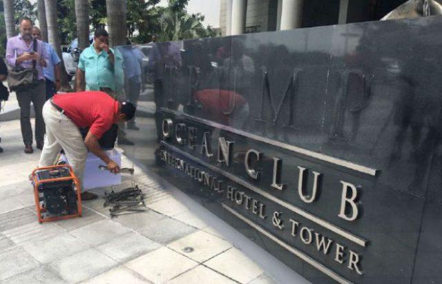 JW Marriot reemplaza al hotel Trump. Foto/Archivos