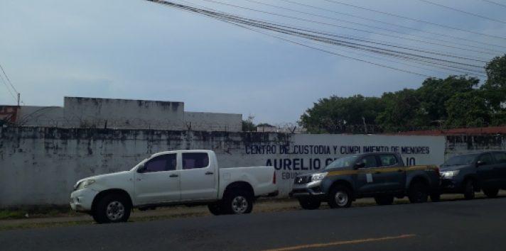 Los dos menores fueron trasladados hasta el Centro de Observación Aurelio Granados ubicado en David, donde permanecerán por el tiempo ordenado por la juez penal de adolescente.