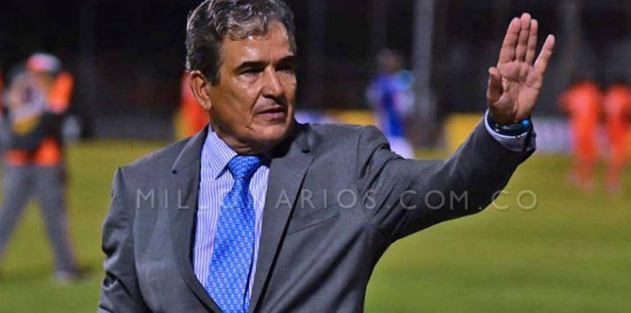 Jorge Luis Pinto Foto Millonarios