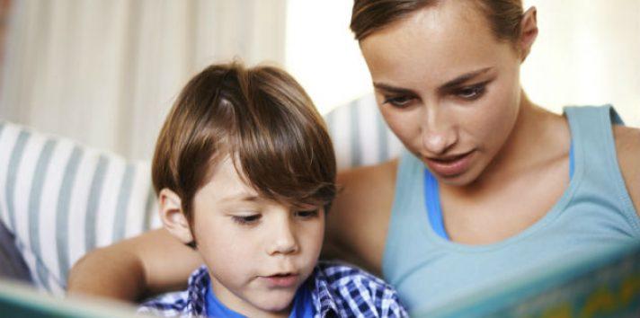 La lectura es un patrón fundamental de aprendizaje en el crecimiento de los niños