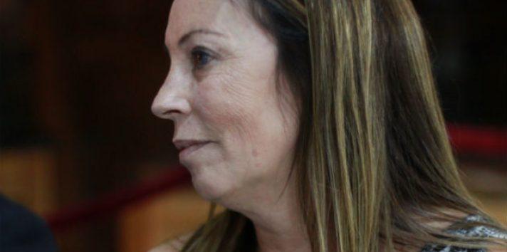 María Laura De Piano, ganó por primera vez el Concurso 'Ricardo Miró'. Gaño en Cuento. Foto: Archivo.
