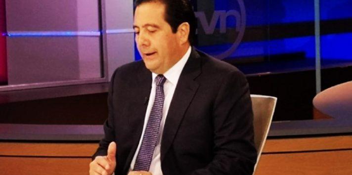 Martin Torrijos concedió entrevista a TVN. /Foto Twitter
