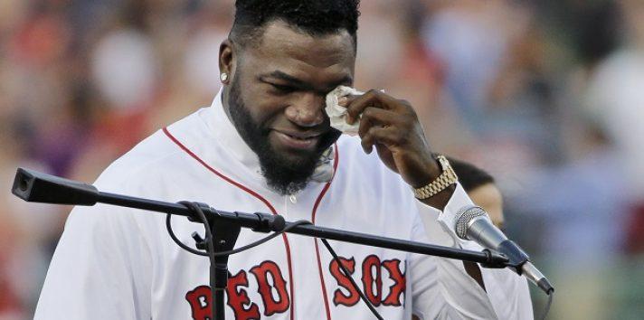 Ortiz se recupera en Boston.