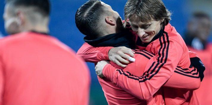 Modric ha arrasado con los premios.