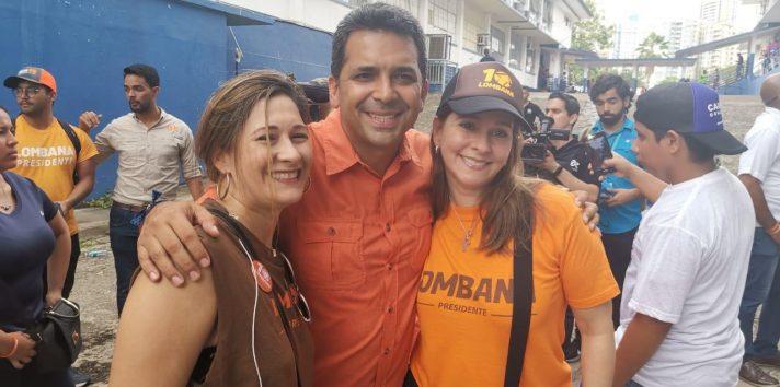 El excandidato presidencial Ricardo Lombana logró 368,962 votos en las elecciones generales del pasado 5 de mayo.