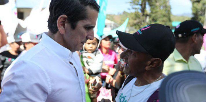 Rómulo Roux, candidato presidencial de Cambio Democrático. Foto/Cortesía