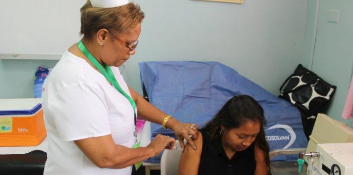 El descenso en la cantidad de casos registrados es positiva para Miguel Mayo, ministro de Salud.
