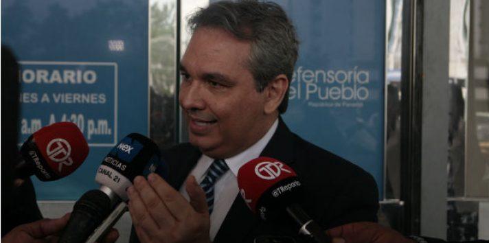 Alfredo Castillero Hoyos fue investigado por presunto acoso sexual.