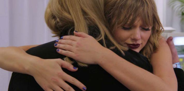 """""""Miss Americana"""" ofrece un vistazo a las batallas y creencias de Taylor Swift. Foto / Netflix."""
