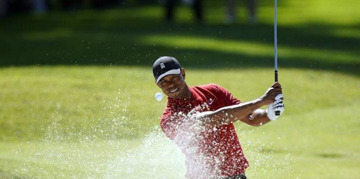 Tiger Woods. Foto: AP