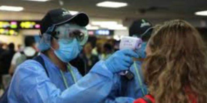 Las autoridades aspiran a realizar 4 mil pruebas de COVID-19 diarias..